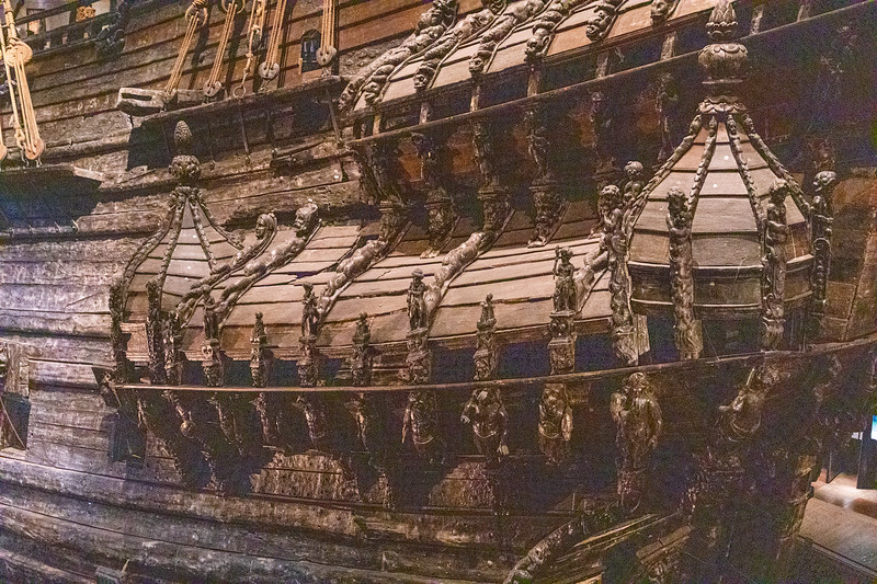 Vasa - Ornamentation