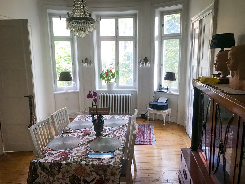 Our AirBnB - Dining Room