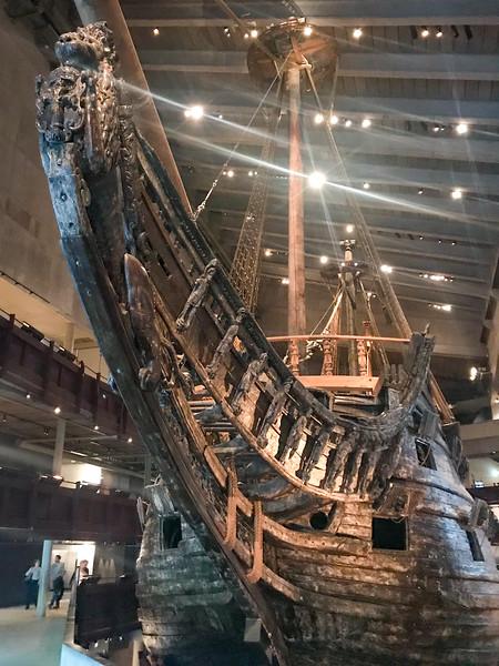 Vasa - Bow