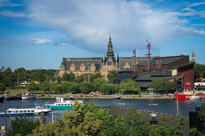 Vasa Museum and Nordic Museum