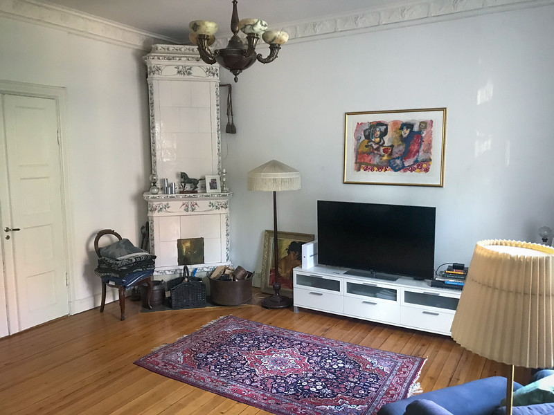 Our AirBnB - Living Room