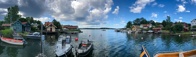 Vaxholm - Fishermen's Quarter