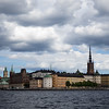 Looking across at Gamla Stan, from the town hall.
