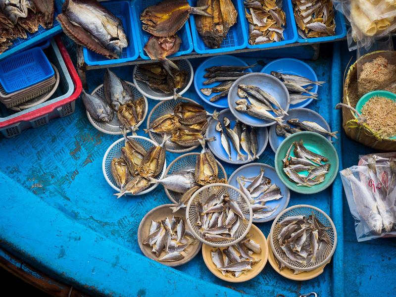 Some nicely presented fish at Sai Kung.