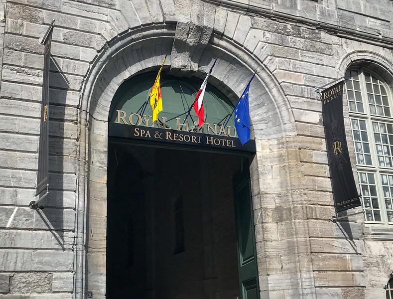 Royal Hainaut Hotel