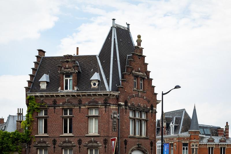 A Building in Valenciennes