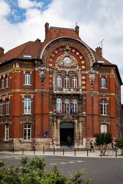 Lycée Antoine Watteau