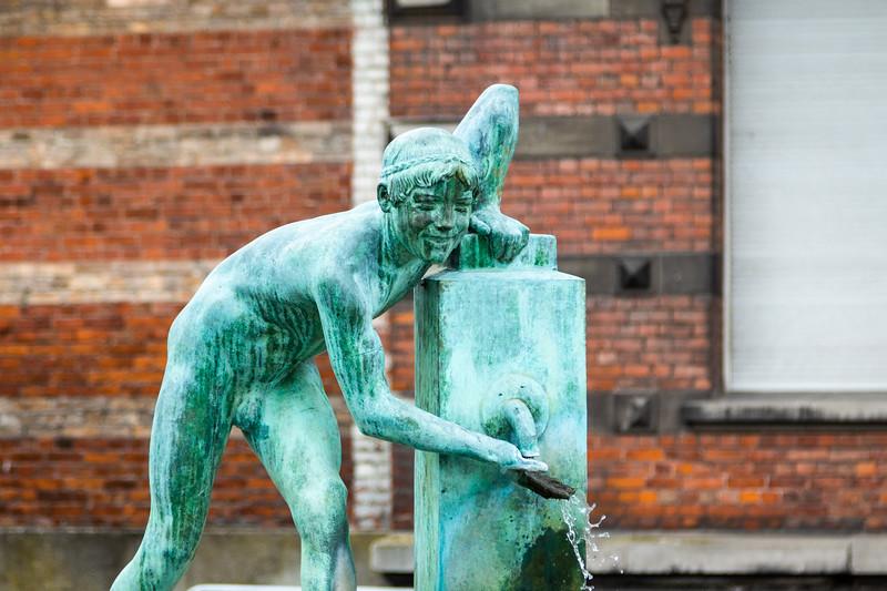 Public Art in Valenciennes
