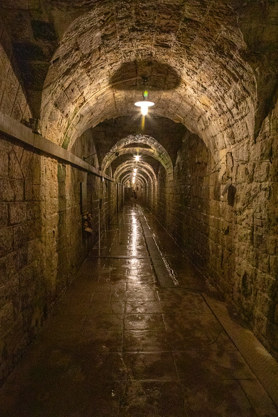 Fort Douaumont - Tunnel