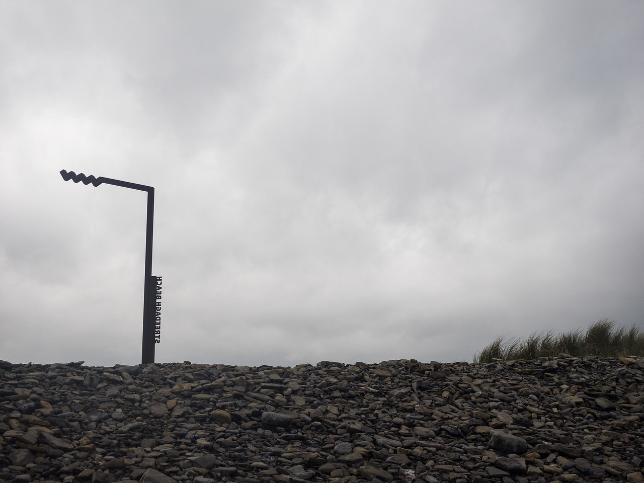 The rather irritating Wild Atlantic Way signs; they seemed to be everywhere.