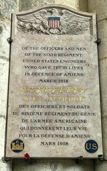 WWI Memorial - US