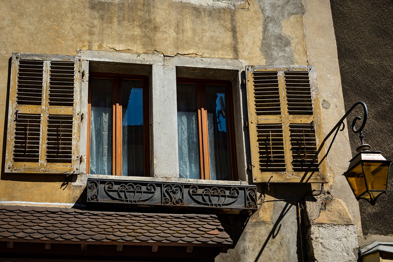 Window in Annecy