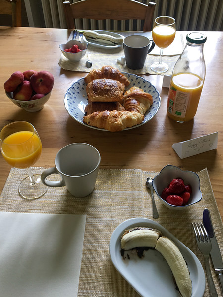 Father's Day Breakfast!