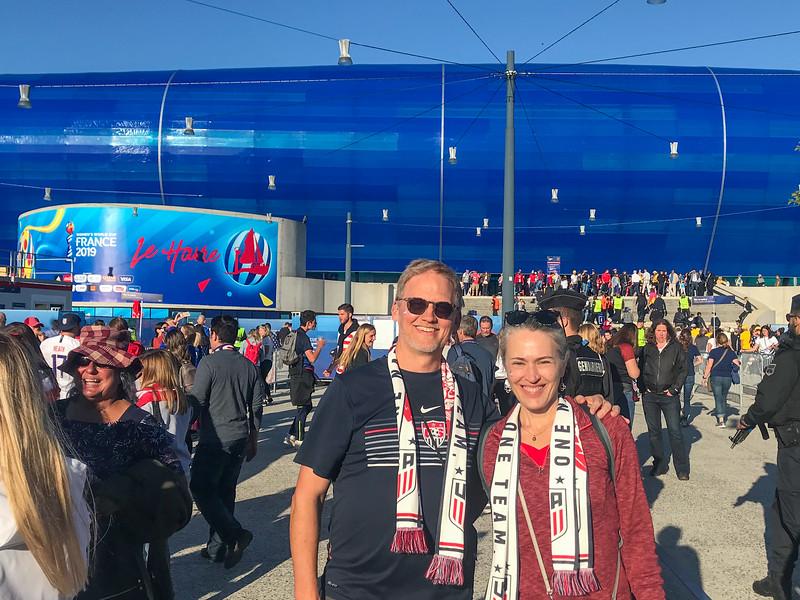 Le Havre Stadium - Stade Océane