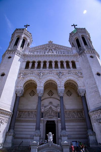 Basilica of Notre-Dame de Fourvière