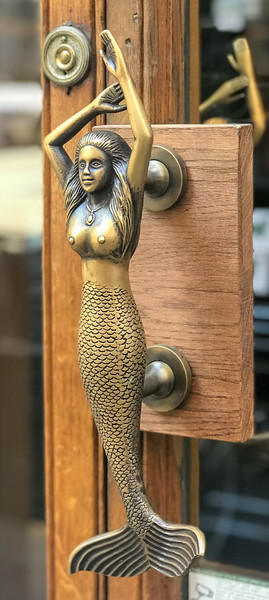 A Fetish Door Handle?
