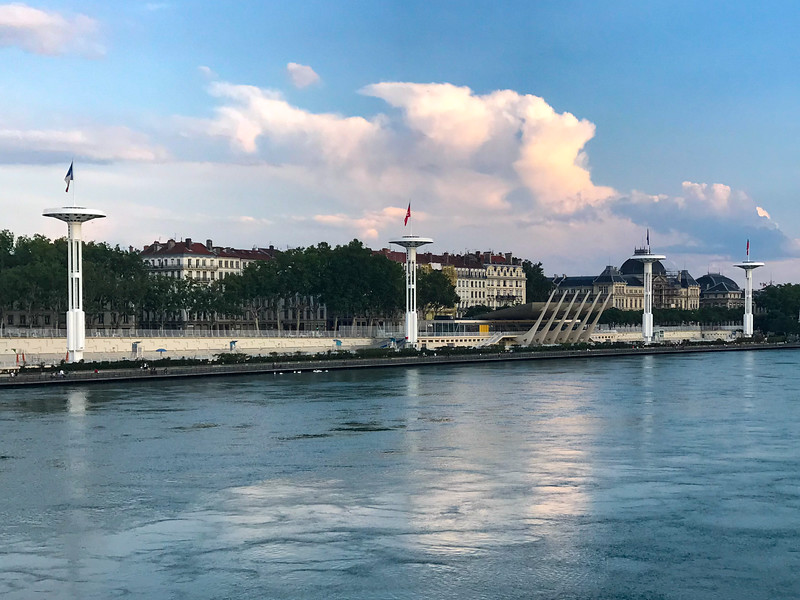 Remember the Towers Along the Rhône?