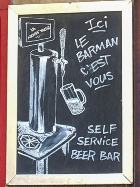 Self Service Beer??!