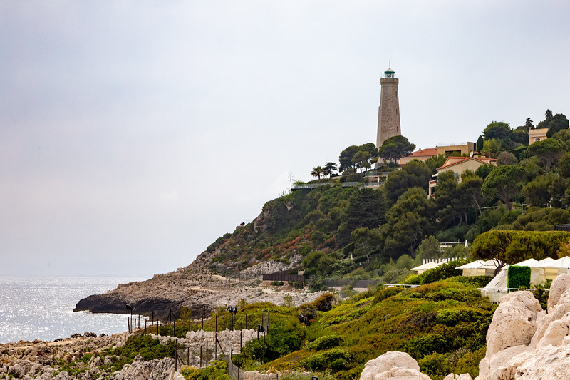 Lighthouse on Cap Ferrat