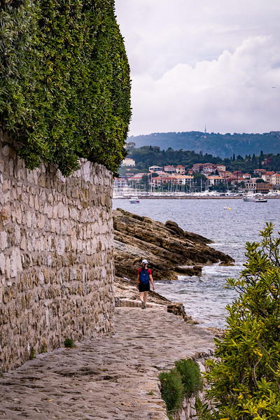 Still Hiking Around Cap Ferrat