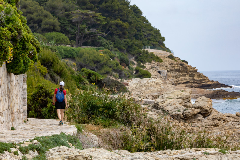 Hiking Around Cap Ferrat