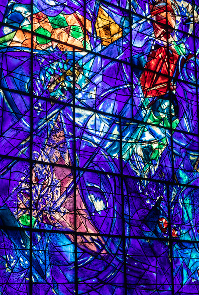 Stained & Painted Glass 1
