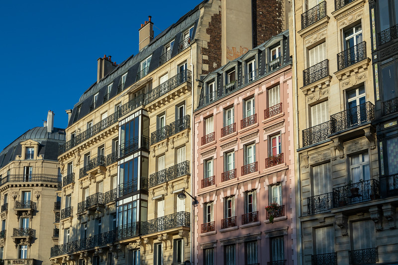Typical Parisian Apartments in the 1st Arrondissment