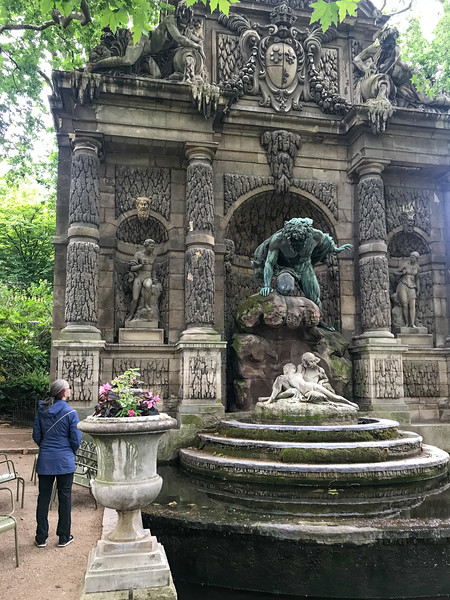 The Medici Fountain