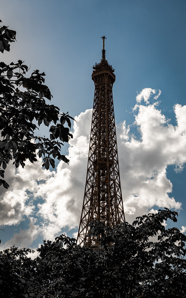 Another Picture of the Eiffel Tower