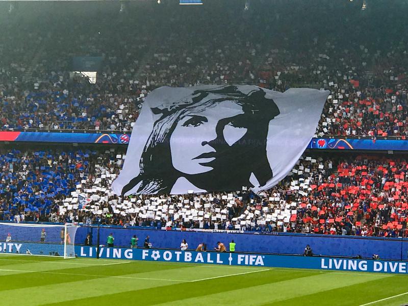 Nice TIFO, France!