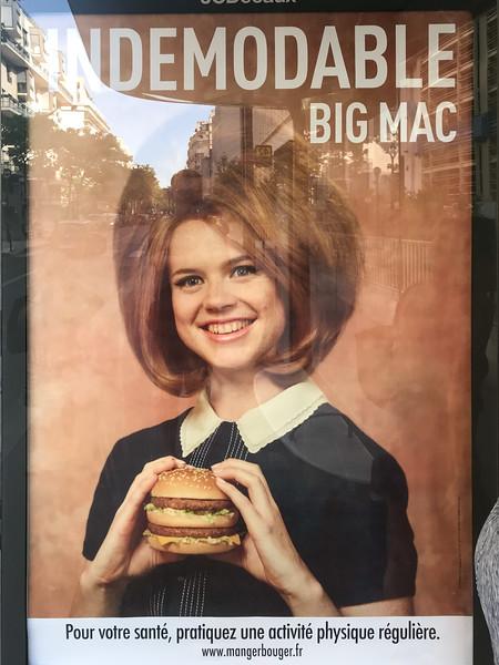 A Disturbing Ad Campaign?