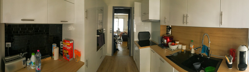 Our AirBnB in Reims