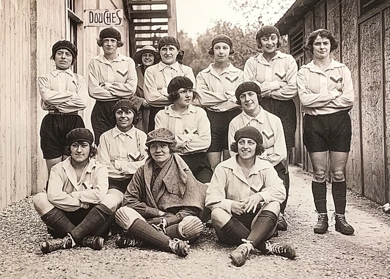 Women's Football in the 1920's
