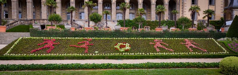 Palais Saint-Georges Gardens