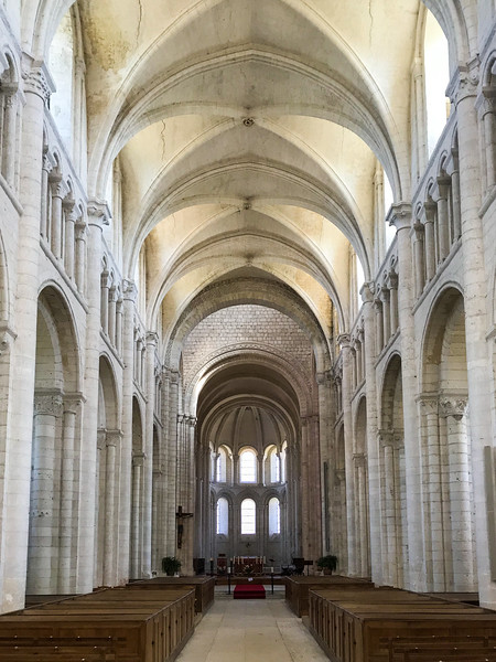 Abbey of Saint-Georges, Boscherville