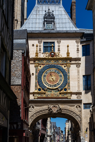 Gros Horloge (Great Clock)