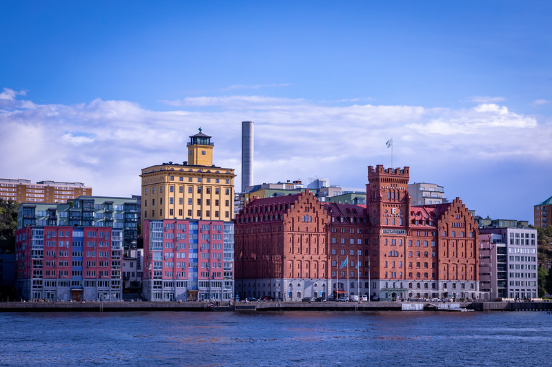 Stockholm Waterfront