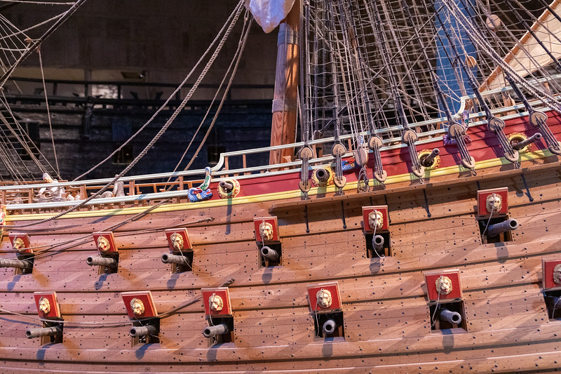 Vasa Model - 2 Gun Decks