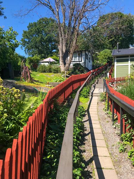 More Tiny Houses near Tantolunden Park
