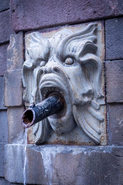 Stortorget Gargoyle / Drain Pipe