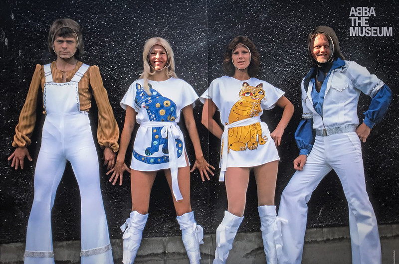Mamma Mia it's ABBA!
