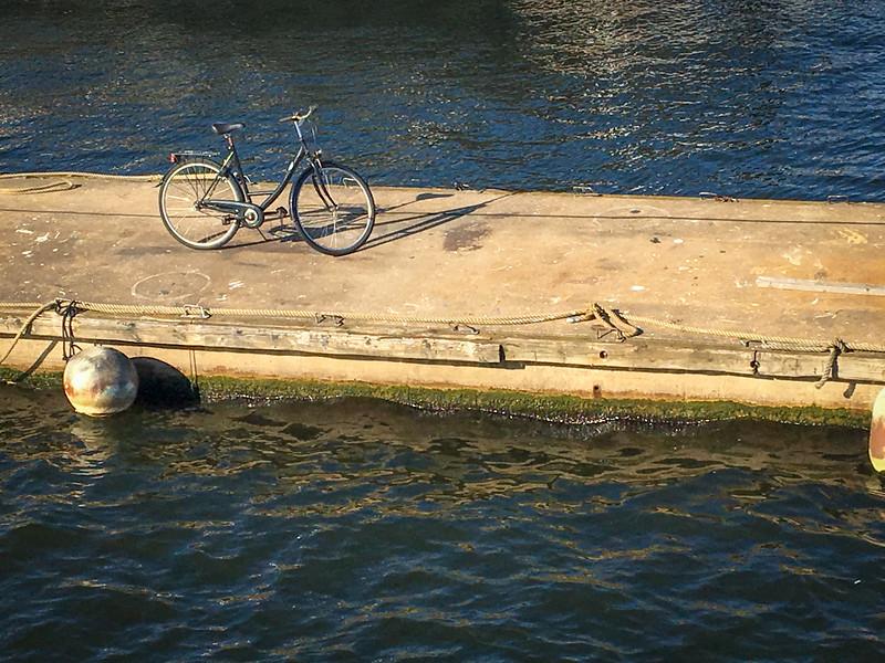 Artsy Bike Shot