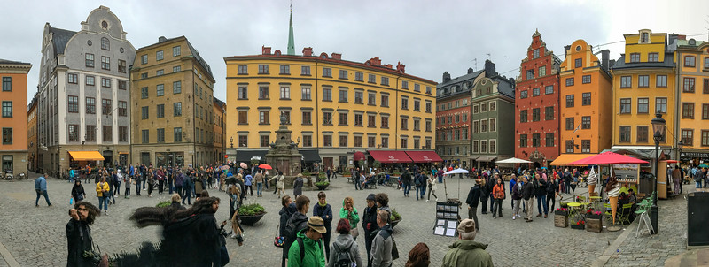 Stortorget - Grand Square