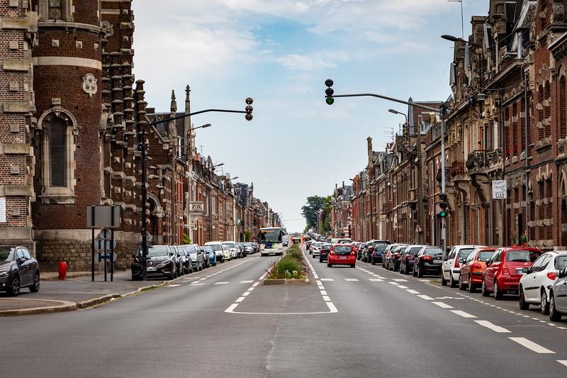 Avenue de Liége