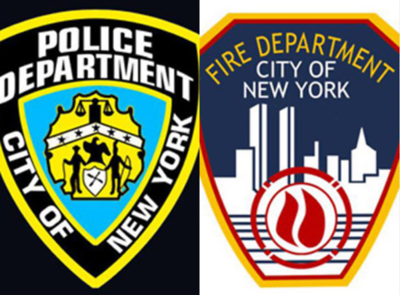 NYPD - NYFD, New York City, NY