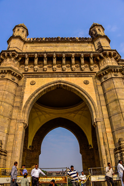 Mumbai's Gateway to India