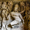 Elephanta Cave Murals