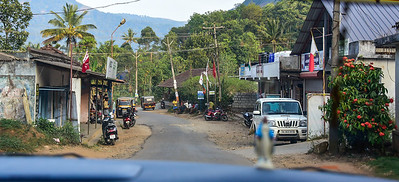 Kerala - another typical small village