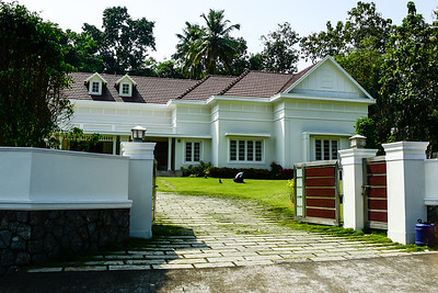 Munnar - award winning beautiful house in south India