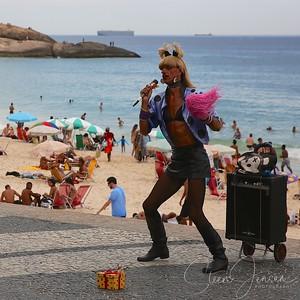 Travel; Brazil; Brasilien; Rio de Jr.; Ipanema;